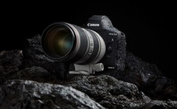 Kamera DSLR Canon 1dx Mark III