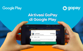GoPay di Google Play Store